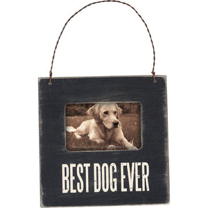NEW Mini Frame - Best Dog - 21491
