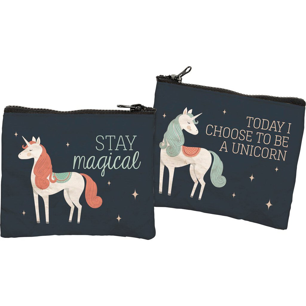NEW Zipper Wallet - Unicorn - 103938