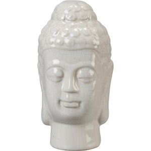 NEW Figurine - Lg Buddha Head - 102893