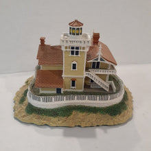 "Load image into Gallery viewer, Danbury Mint Historic American Lighthouses Collection: ""East Brother Light Station"" l"