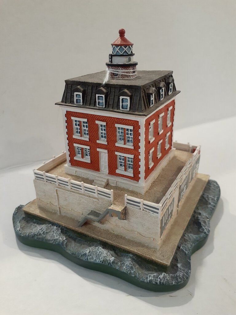 Danbury Mint Historic American Lighthouses II Collection: