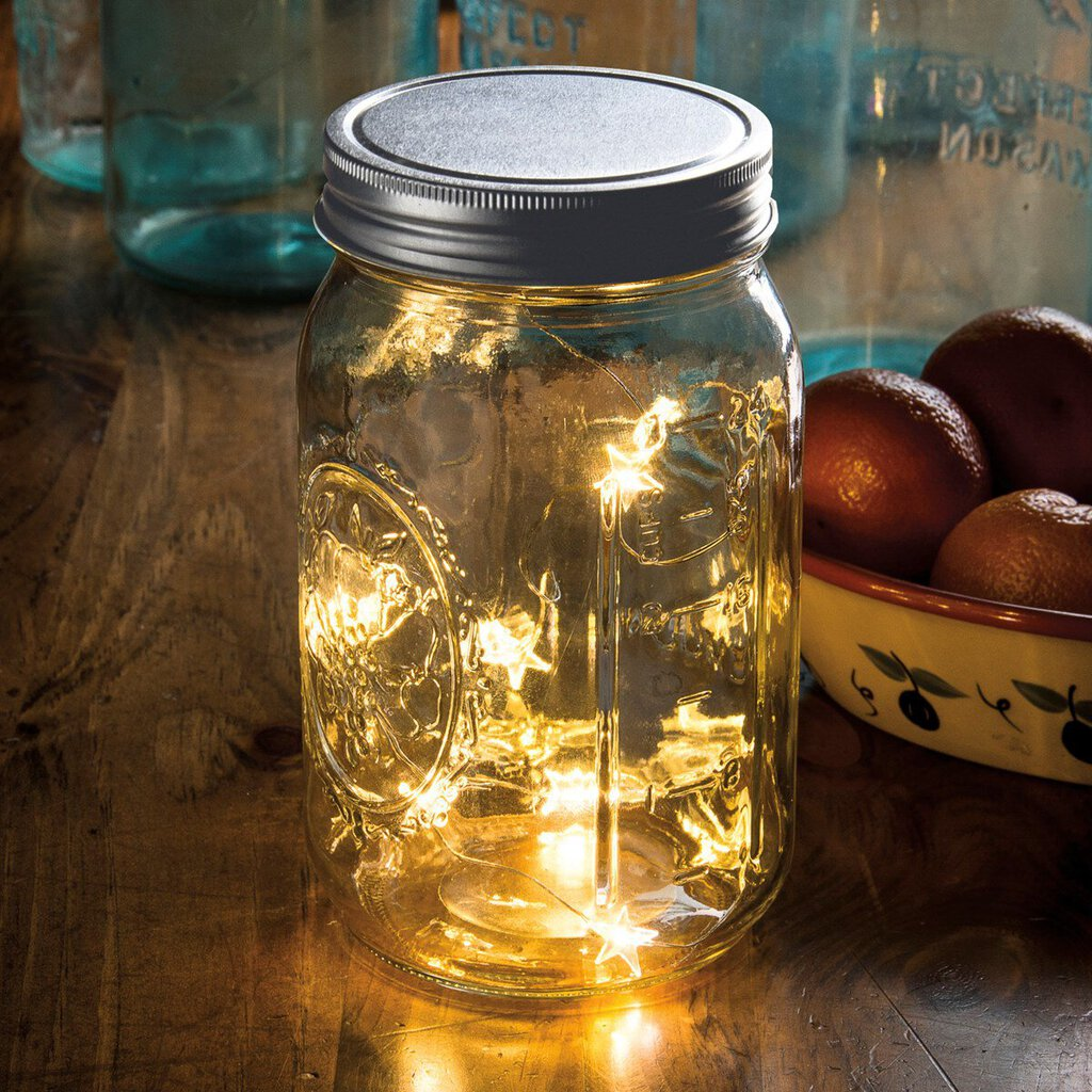 NEW Star Light Wide Mason Jar Lid - 29291