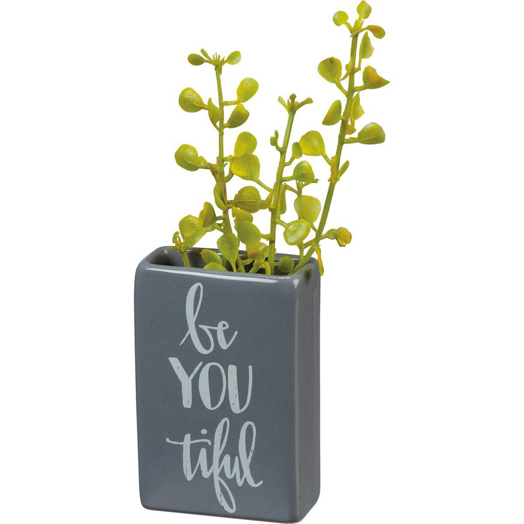NEW Bud Vase - Be You Tiful - 37680