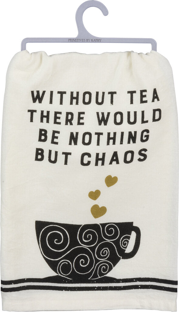 NEW Dish Towel - Without Tea - 38796