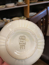 Load image into Gallery viewer, Set of 3 Vintage Hall's Superior Nesting Bowls
