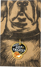 Load image into Gallery viewer, NEW Collar Charm - Got Treats - 100344