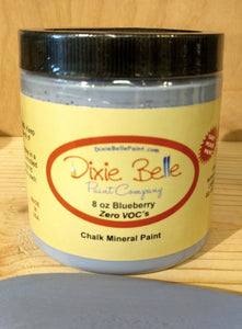 Dixie Belle Blueberry Chalk Mineral Paint 8oz
