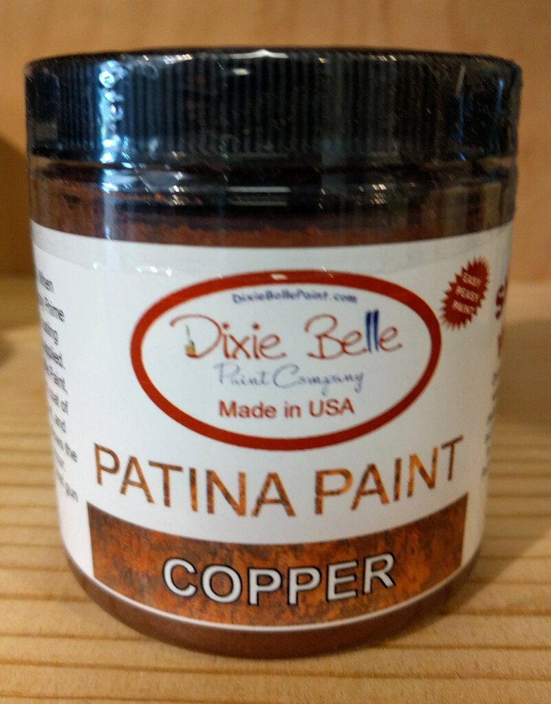 Dixie Belle Patina Paint - Copper