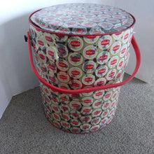 Load image into Gallery viewer, Vintage Schaefer Cooler with Lid & Inner Tray
