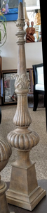 "NEW 26"" Decorative Finial"