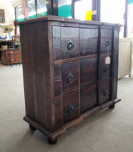 Load image into Gallery viewer, NEW 3 Drawer Mango Chest - Deep Brown