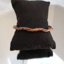 Load image into Gallery viewer, Copper Bangle Bracelet