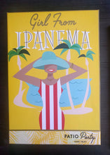 "Load image into Gallery viewer, NEW ""Girl from Ipanema"" Tray in Box by Rosanna"