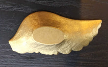Load image into Gallery viewer, NEW Angel Wing Trinket Dish - Gold Finish