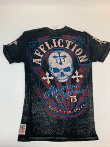 Affliction T-shirt Size Extra Large