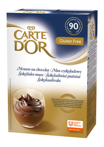 CARTE D'OR Čokoladni mousse 1,44 kg