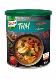 KNORR Rdeči Thai-Curry osnova 850 g