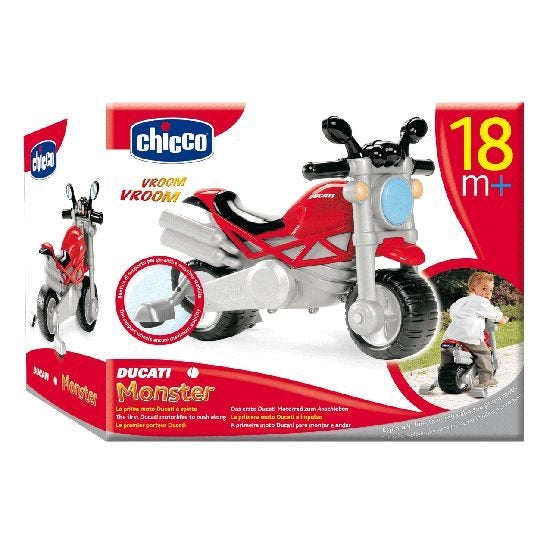 GIOCO DUCATI MONSTER CHICCO