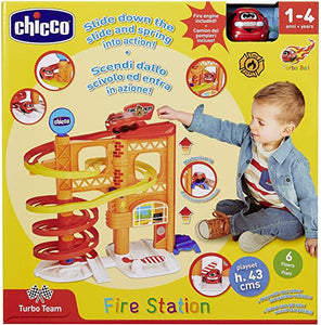 PISTA FIRE STATION CHICCO
