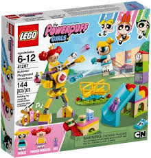 LEGO THE POWERPOUFF GIRL PARCO DOLLY