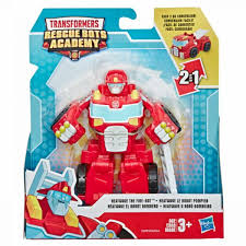 TRASFORMERS RESCUE BOTS ACADEMY