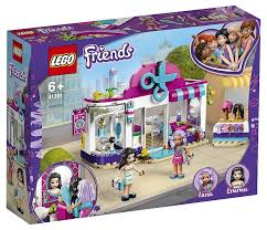 SALONE DI BELLEZZA FRIENDS LEGO