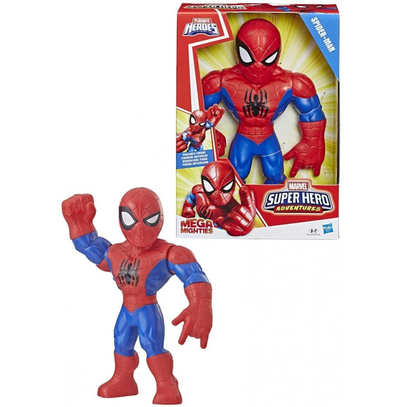 MEGA MIGHTIES SPIDER-MAN