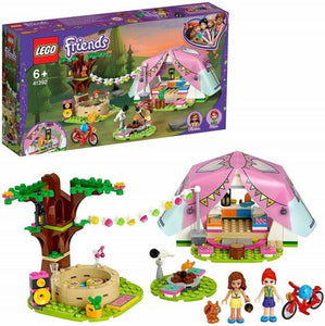 LEGO FRIENDS GLAMPING
