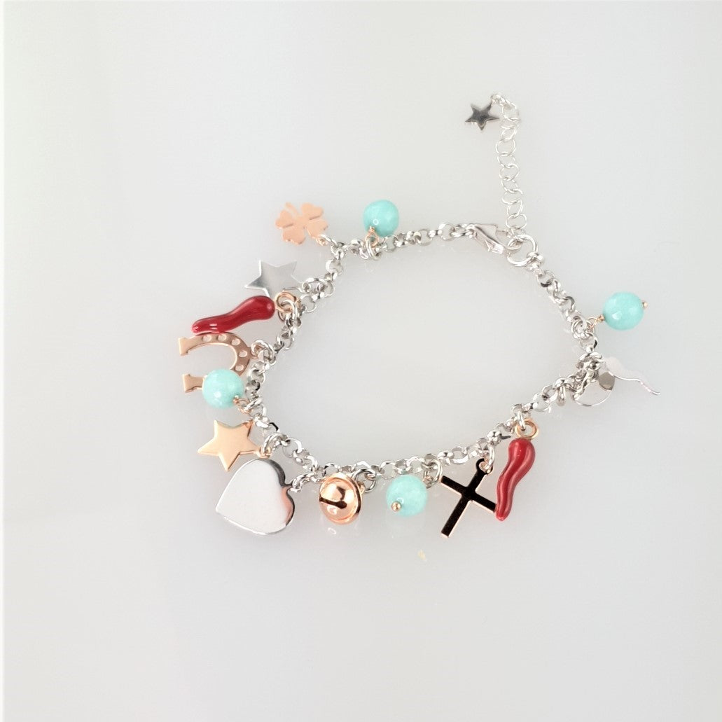 Bracciale Charms Fortuna