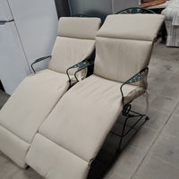 Patio Lounge Chair with Cushion