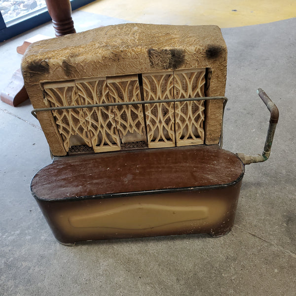 Vintage Ceramic Gas Heater