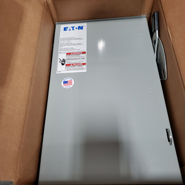 Eaton 3R Rainproof Safety Switch