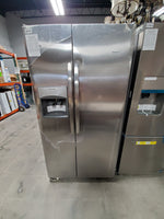 25.5 cu ft Side-By-Side Fridge - NEW