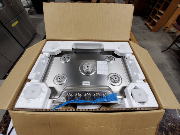 "30"" Gas Cooktop - NEW"