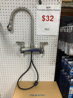 NEW - Pull-down Kitchen Faucet
