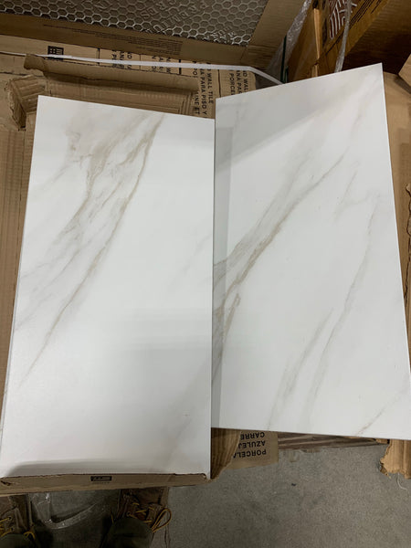 "A034 12""x24"" Porcelain Tile - 15.6 sq ft"