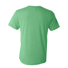Load image into Gallery viewer, UNISEX VINTAGE SCRIPT LOGO TEE - GREEN