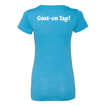 Load image into Gallery viewer, GOAT-TOBER WOMENS TEE