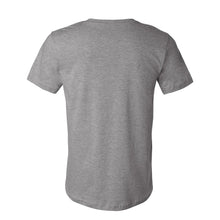 Load image into Gallery viewer, BLACKHAWKS LOGO TEE - GRAPHITE HEATHER