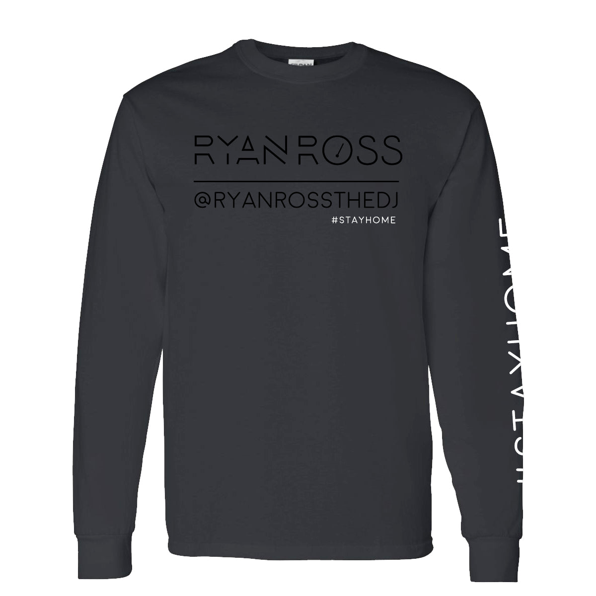 Ryan Ross - #STAYHOME Long Sleeve