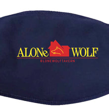Load image into Gallery viewer, LONE WOLF -  ALONE WOLF MASK