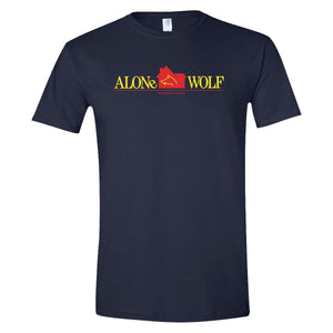 LONE WOLF - ALONE WOLF TEE