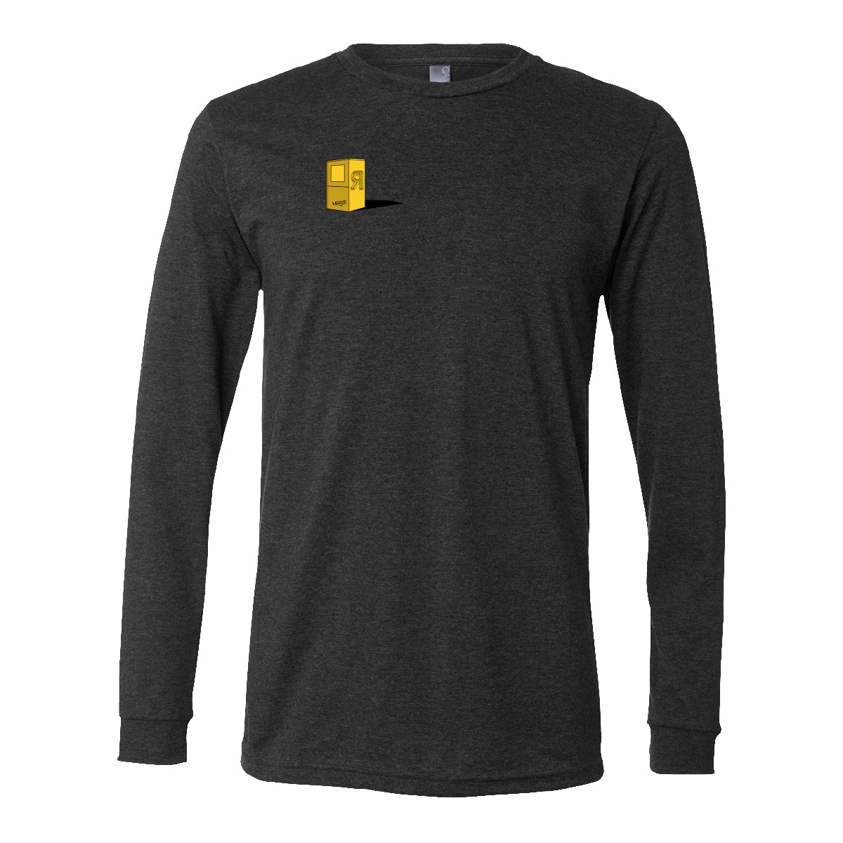 """R"" LOGO LONG-SLEEVE TEE"