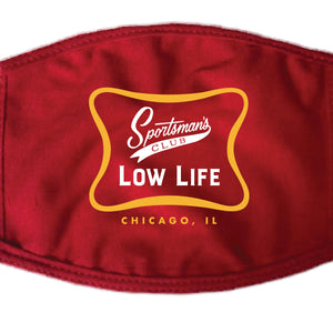 SPORTSMAN'S CLUB - LOW LIFE MASK