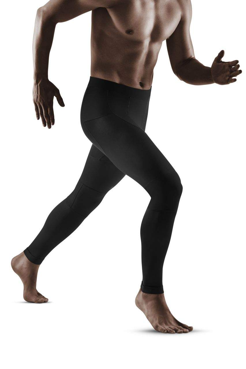 CEP run compression tights 3.0, black men