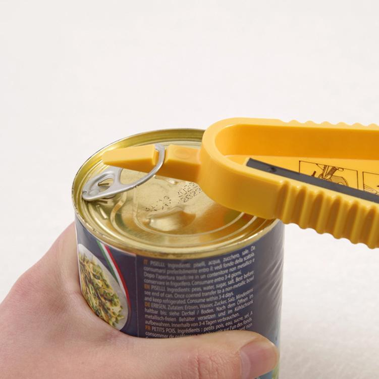 Multifunctional Can Opener