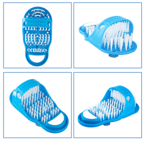 SAFETY FOOT SHOWER SCRUBBER