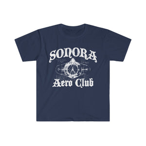 Sonora Aero Club T-Shirt - Secret Technology Flight Society