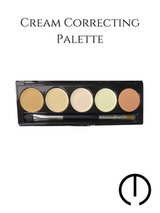 Cream Correcting Palette