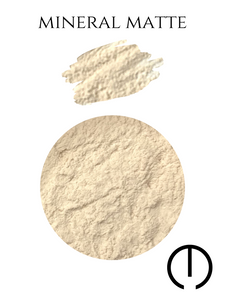 Mineral Matte Loose Powder Foundation